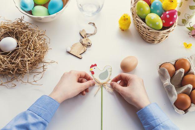 Velikonoční dílna